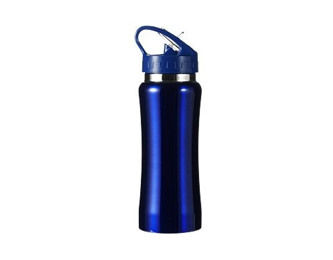 Sierra 600ml Metal Water Bottle