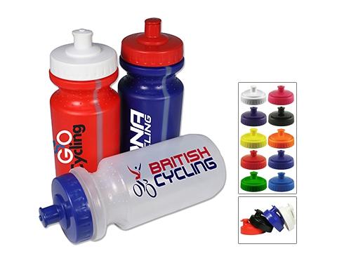Vis 500ml Printed Water Bottle