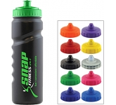 Contour Grip 750ml Sports Bottle  by Gopromotional - we get your brand noticed!