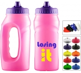 Marathon 500ml Jogger Sports Bottle  by Gopromotional - we get your brand noticed!