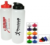 Maximum 1 Litre Sports Bottle  by Gopromotional - we get your brand noticed!