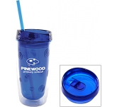 Swirly Soda Tumbler  by Gopromotional - we get your brand noticed!