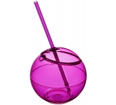 Zorb Ball & Straw  by Gopromotional - we get your brand noticed!