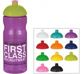 H20 Impact 650ml Domed Top Sports Bottle  by Gopromotional - we get your brand noticed!
