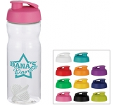 H20 Impact 650ml Flip Top Shaker Ball Water Bottle  by Gopromotional - we get your brand noticed!