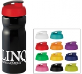 H20 Impact 650ml Flip Top Water Bottle  by Gopromotional - we get your brand noticed!