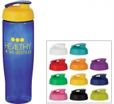 H20 Marathon 700ml Flip Top Sports Bottle