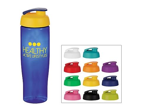 H20 Marathon 700ml Flip Top Sports Bottle