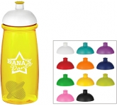 Splash 600ml Domed Top Shaker Ball Sports Bottle  by Gopromotional - we get your brand noticed!
