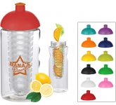 H20 Triathlon 500ml Domed Top Fruit Infuser Sports Bottle  by Gopromotional - we get your brand noticed!