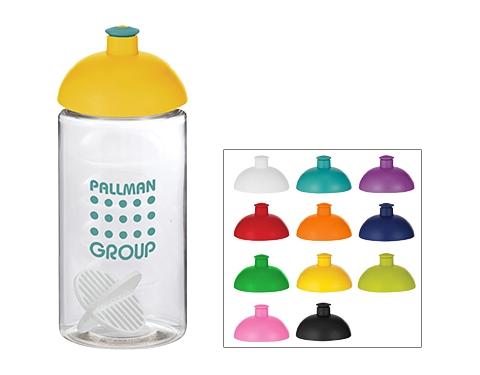 H20 Triathlon 500ml Domed Top Shaker Ball Sports Bottle