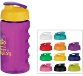 H20 Triathlon 500ml Flip Top Printed Water Bottle  by Gopromotional - we get your brand noticed!