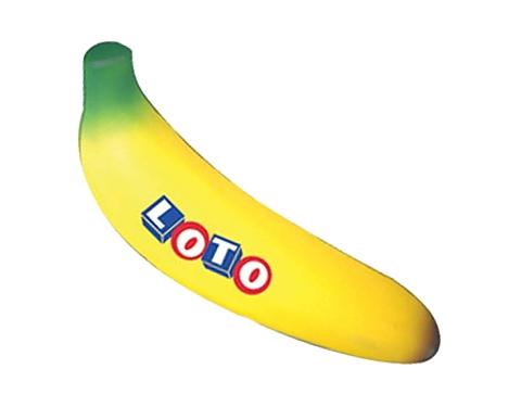 Banana Stress Toy