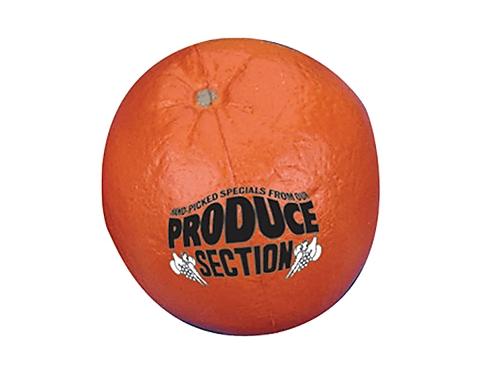 Orange Stress Toy