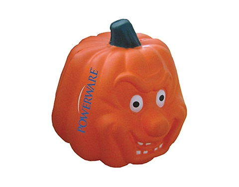Smiling Pumpkin Stress Toy