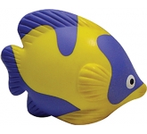 Caribbean Tropical Fish Stress Toy