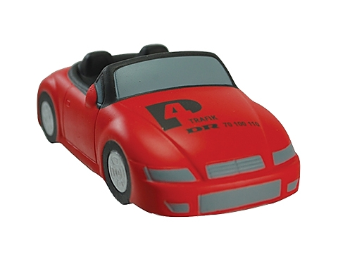 Sports Car Stress Toy