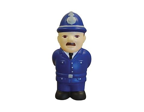 Policeman Stress Toy
