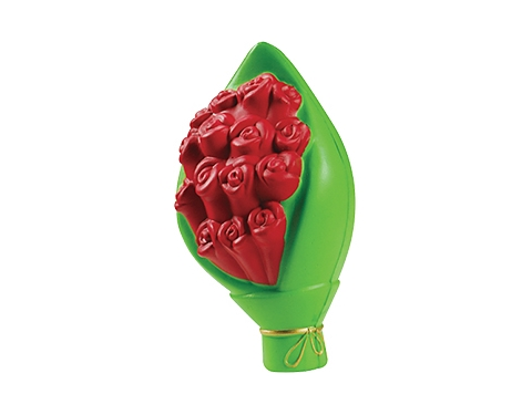 Bouquet Of Roses Stress Toy
