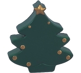 Christmas Tree Stress Toy