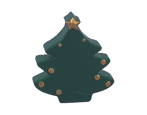 Christmas Tree Stress Toy