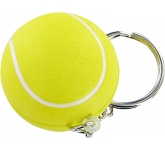 Tennis Ball Keyring Stress Toy