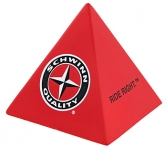 Pyramid Stress Toy  by Gopromotional - we get your brand noticed!