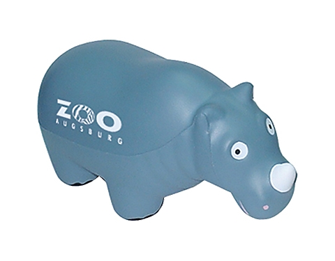 Rufus The Rhino Stress Toy
