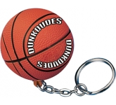 Basketball Keyring Stress Toy