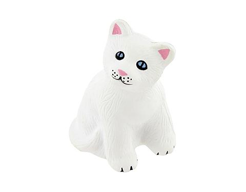 Snowflake Cat Stress Toy