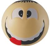 Smiley Man Stress Ball
