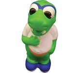 Robin The Frog Stress Toy  by Gopromotional - we get your brand noticed!