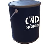 Paint Can Stress Toy  by Gopromotional - we get your brand noticed!