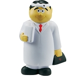 Medical Consultant Stress Toy  by Gopromotional - we get your brand noticed!