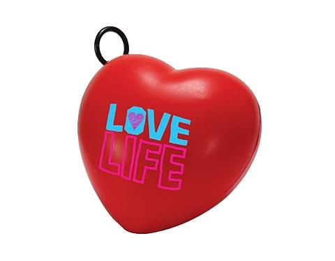 Vibrating Heart Stress Toy