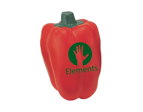 Red Pepper Stress Toy