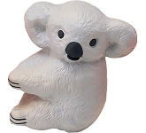 Koala Bear Stress Toy  by Gopromotional - we get your brand noticed!