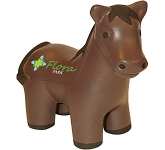 Bullseye Horse Stress Toy