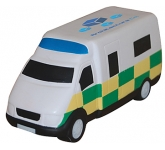 Ambulance Stress Toy  by Gopromotional - we get your brand noticed!