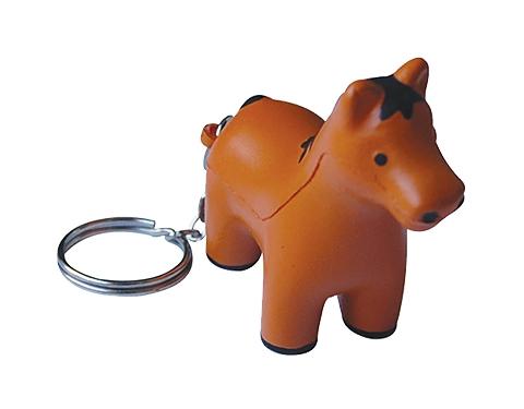 Horse Keyring Stress Toy