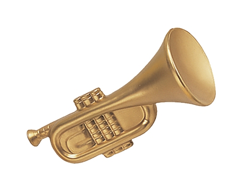 Trumpet Stress Toy