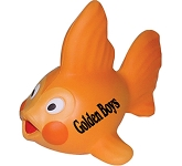 Goldfish Stress Toy  by Gopromotional - we get your brand noticed!
