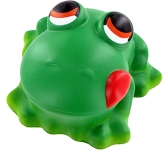 Cartoon Frog Stress Toy