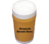 Pint Of Beer Stress Toy  by Gopromotional - we get your brand noticed!