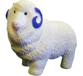 Ram Stress Toy  by Gopromotional - we get your brand noticed!