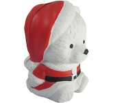 Christmas Teddy Bear Stress Toy