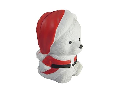 Christmas Teddy Bear Stress Toy