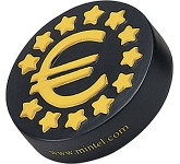 Euro Coin Stress Toy