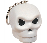 Skull Keyring Stress Toy  by Gopromotional - we get your brand noticed!