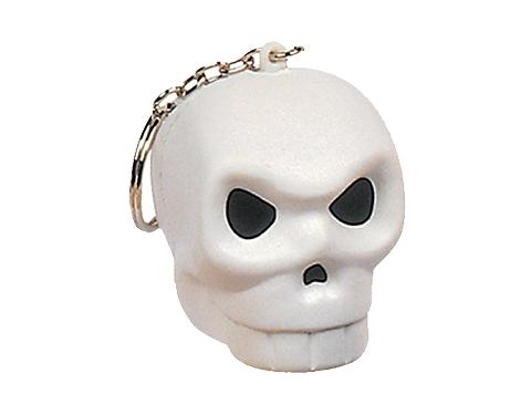 Skull Keyring Stress Toy